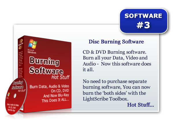 Burning Software Studio