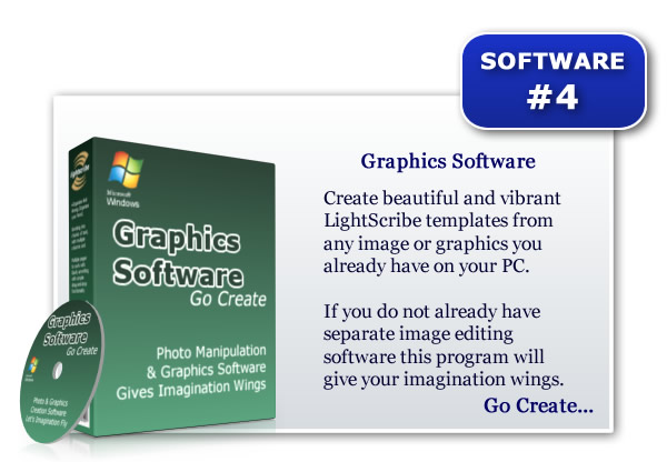 Graphics and Photo Software