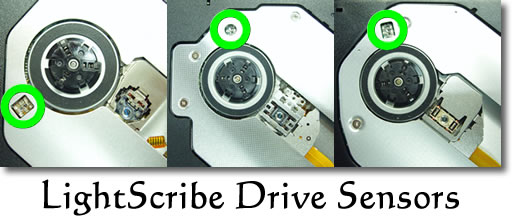 How to Recognize a LightScribe Drive