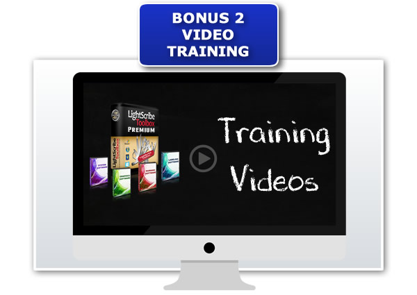 LightScribe Software Video Training